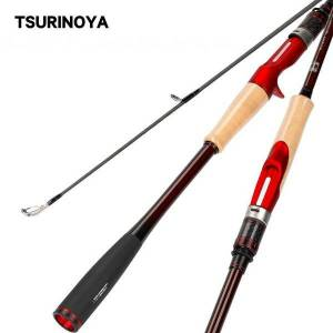 DHgate full fuji parts fishing rod 2.21m 2.36m line 6-14lb lure wt 7-18g high carbon spinning casting boat rods