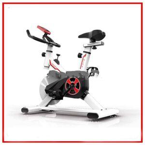 DHgate spinning bike adjustable seat big wheel led-display home machine indoor gym exercise equipment