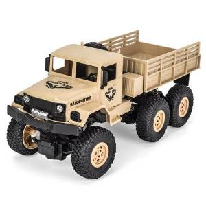 DHgate q68/q69 1/18 2.4g 6wd 10km/h rc led militarial car vehicle education kids toy gifts