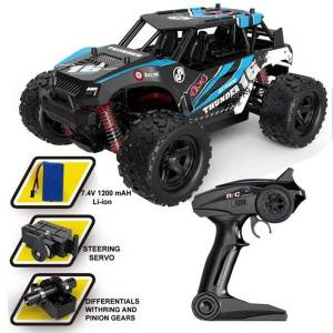 DHgate rc cars model 1/18 rc car 4wd 1/18 2.4g 36km/h high speed vehicle remote control car rc buggy off-road car