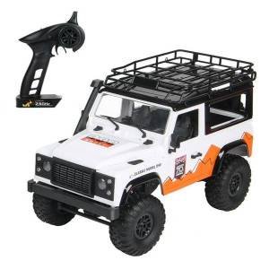 DHgate rctown mn-99 2.4g 1/12 4wd rtr crawler rc car for land rover 70 anniversary edition vehicle model off-road trucks
