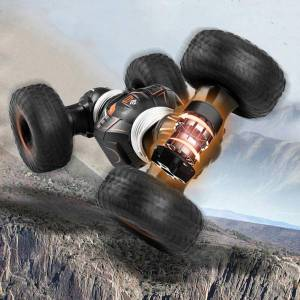DHgate 2.4ghz 4wd twist- desert cars off road remote control cars high speed climbing rc car boys toys
