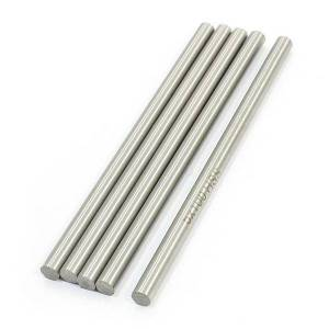 DHgate rc helicopter 100mm x 5mm stainless steel ground shaft round rod 5pcs