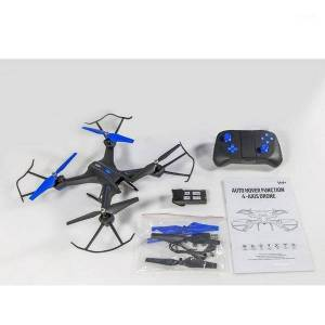 DHgate s6w rc quadcopter smart selfie drone aircraft with wifi fpv 720p wide angle hd real-time camera altitude hold headless mode toy1