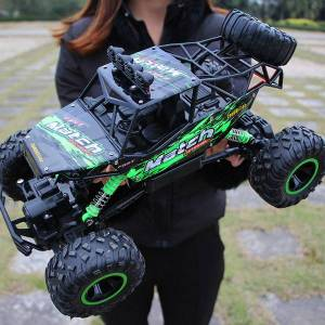 DHgate 2021 hipac 1:12 4wd rc car updated version 2.4g radio buggy off-road remote control trucks boys toys for children