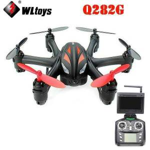 DHgate wltoys q282g 5.8g fpv with 2.0mp camera 6-axis rc hexacopter rtf drones