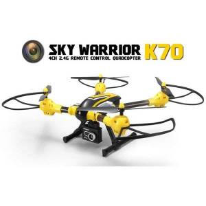 DHgate kaideng k70c with 2.0mp hd rotatable camera 6-axis high-defintion quadcopter rc helicopter add vs x8g drones