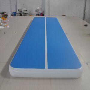DHgate inflatable gymnastics mattress tumbling gym mat many size air track mat air track floor tumbling inflatable mat