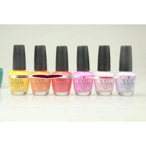 DHgate 1 set 289colors wholesale original authentic non-toxic color polish lasting weekly nail polish lacquer/laque15ml/0.5fl.oz