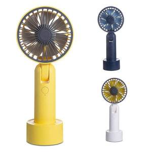 DHgate mini portable fan 3 speed adjustable fans for home office electric fans usb rechargeable air cooler