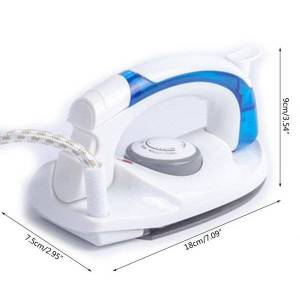 DHgate travel portable mini handheld electric steam iron machine foldable handle 3 gear r9cd