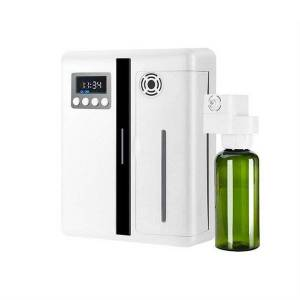 DHgate humidifiers 300m3 lntelligent aroma fragrance machine 160ml timer function scent unit essential oil diffuser for home el office