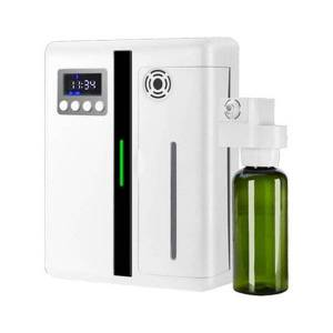 DHgate humidifiers 300m aroma fragrance scent machine essential oil diffuser 160ml aromatherapy system for home el lobby office