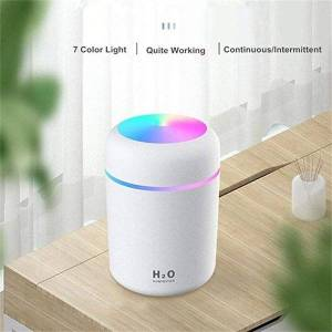 DHgate humidifiers 300ml cool mist humidifier large air diffuser usb capacity small portable alcohol for home bedroom mini
