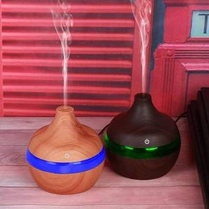 DHgate humidifiers usb 300ml aroma diffuser essential oil humidifier electric air freshener with 7 color changing night lights for home