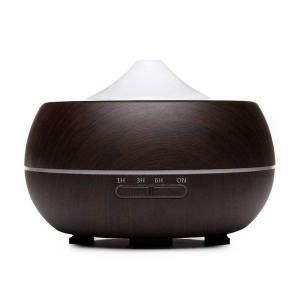 DHgate humidifiers small aroma diffuser humidifier household mist 300ml nano ultrasonic essential oil atomizer maternity baby bedroom