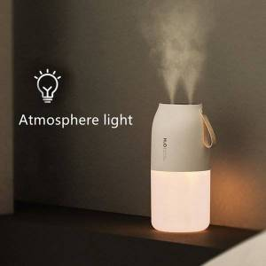DHgate 300ml wireless diffuser air humidifier 2000mah battery portable aroma diffuser rechargeable essential oil humidificador home car