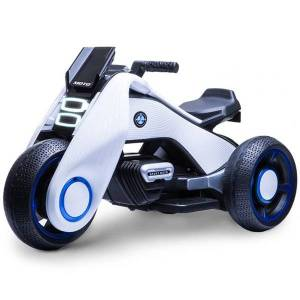 DHgate the new children's electric car four-wheel off-road vehicle swing function travel toy kids toys