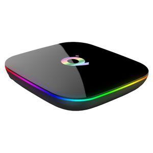 Geekbuying Q Plus Allwinner H6 4GB/32GB 6K Android TV Box WiFi LAN USB3.0 HDMI KODI 17.6