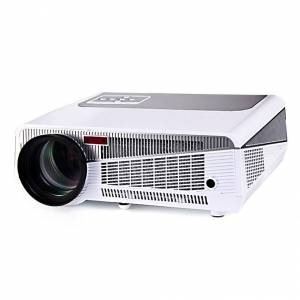 Geekbuying 86+ 2800LM Android 4.2 Full HD LED LCD 3D Wifi Wireless Smart Projector 220W for iPhone iPad Laptop Mobile Phone