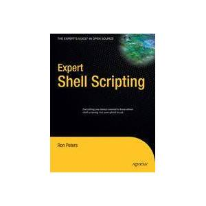 Apress Expert Shell Scripting