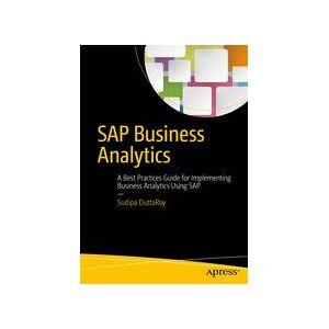 Sudipa DuttaRoy SAP Business Analytics  Soft cover