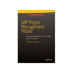 Jayaraman Kalaimani SAP Project Management Pitfalls  Soft cover