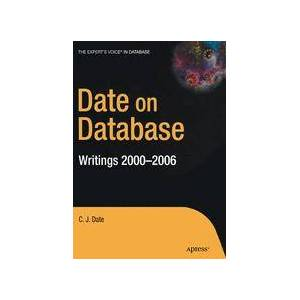 Christopher Date Date on Database  Soft cover