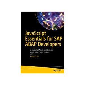 Rehan Zaidi JavaScript Essentials for SAP ABAP Developers  Soft cover