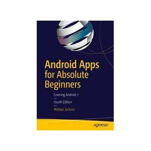 Apress Android Apps for Absolute Beginners