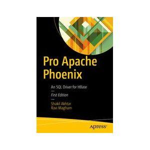 Shakil Akhtar; Ravi Magham Pro Apache Phoenix  Soft cover