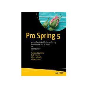 Iuliana Cosmina; Rob Harrop; Chris Schaefer; Clarence Ho Pro Spring 5  Soft cover