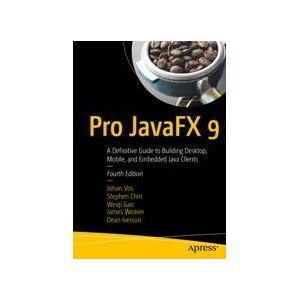 Apress Pro JavaFX 9