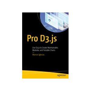 Marcos Iglesias Pro D3.js  Soft cover
