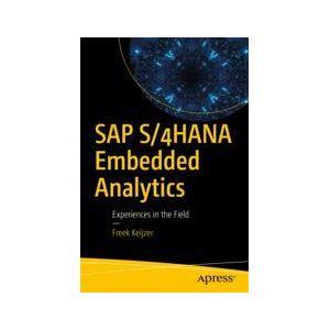 Freek Keijzer SAP S/4HANA Embedded Analytics  Soft cover