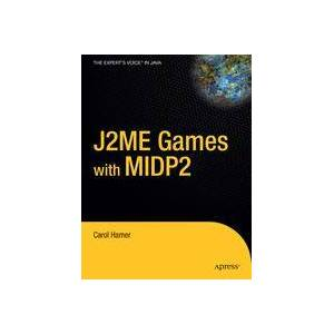 Apress J2ME Games with MIDP2