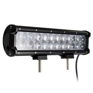jeep 11inch 72W 24LED Spot Flood Lamp Combo Work Light Bar For ATV SUV Jeep Truck Off Road