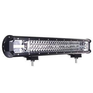 Eachine1 22 Inch 648W LED Light Bars Flood Spot Combo Beam Driving Lamp Car Truck Off Road