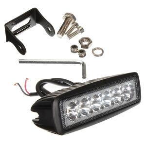 Eachine1 18W 6LED Spot work Lamp Light Off Roads For Trailer Off Road