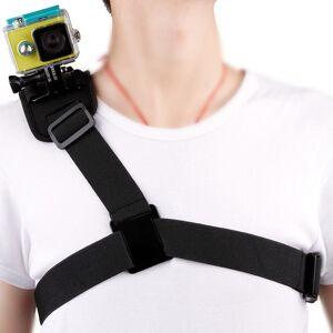 SJcam Chest Shoulder Belt Inclined Shoulder Straps for Gopro Xiao Yi SJCAM SJ4000 SJ5000 SJ6000