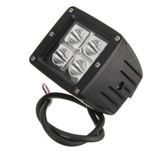 Eachine1 16W 4LED Spot work Lamp Light Off Roads For Trailer Off Road Boat