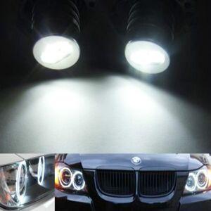 Eachine1 BMW E90 E91 325i 328i 335i 4D 05-09 Angel Eyes LED Marker White 6W