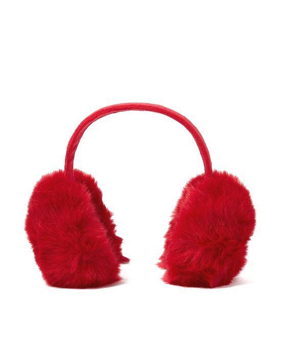 INCT 100% Baby Alpaca Ear Muffs
