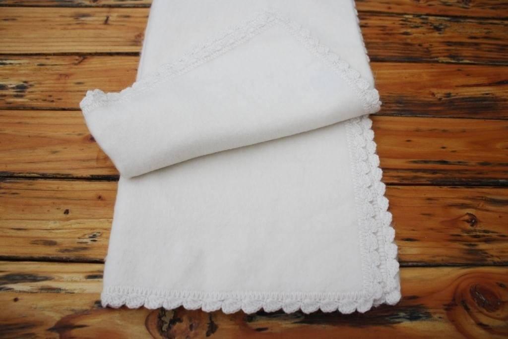 IAT Alpaca Baby Blanket