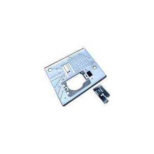 Janome Straight Stitch Needle Plate & Foot 846808013 for Janome 6500P