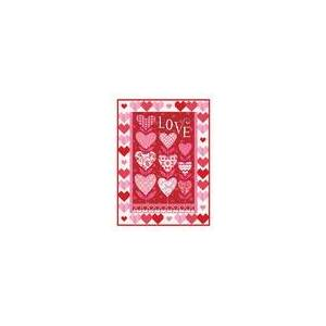 Moda Love Grows Quilt Fabric Kit