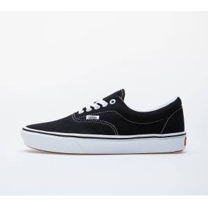 Vans ComfyCush Era (Classic) Black/ True White  - Black - Size: 4.5