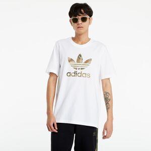adidas Originals adidas Camo Trefoil Tee White/ Wild Pine Mel/ Multicolor  - White - Size: 2X-Large