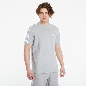 adidas Originals adidas Tech Tee Medium Grey Heather  - Gray - Size: 2X-Large