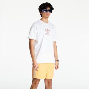 adidas Originals adidas Trefoil Series Tee White  - White - Size: 2X-Large